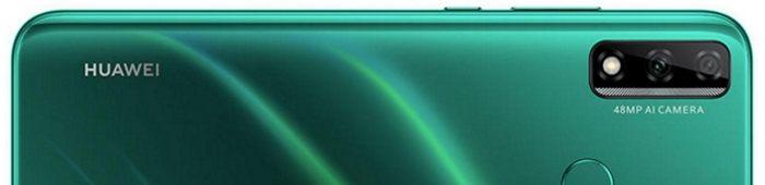 Huawei Y8s kryty na mobil
