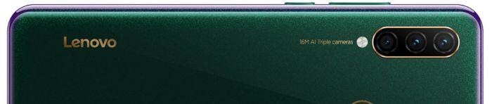 Lenovo K10 Note kryty na mobil