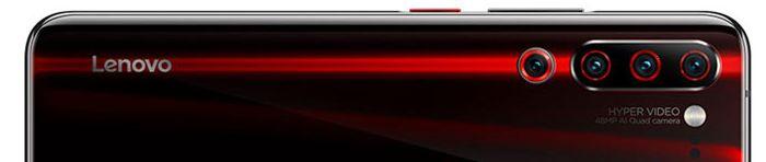 Lenovo Z6 Pro kryty na mobil