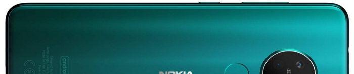 Nokia 7.2 kryty na mobil