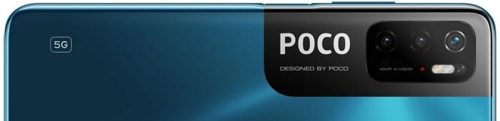 Xiaomi POCO M3 Pro 5G kryty na mobil