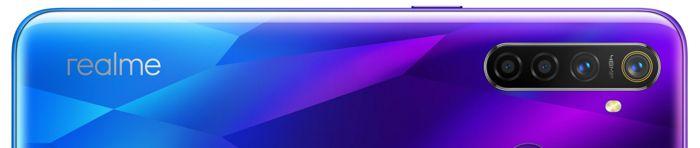Realme 5 Pro kryty na mobil