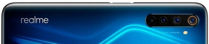 Realme 6 Pro kryty na mobil
