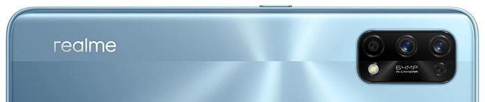 Realme 7 Pro kryty na mobil