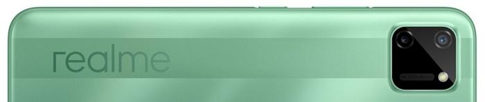 Realme C11 kryty na mobil