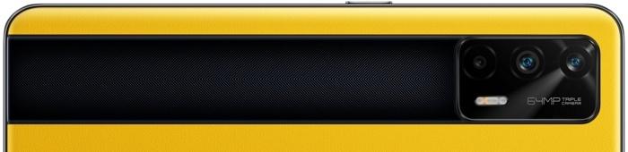 Realme GT 5G kryty na mobil