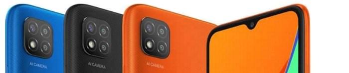 Xiaomi Redmi 9C kryty na mobil