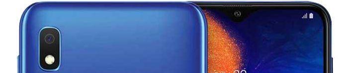 Samsung Galaxy A10 kryty na mobil