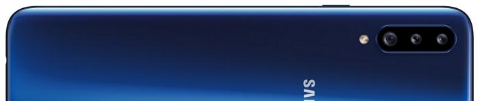 Samsung Galaxy A20s kryty na mobil