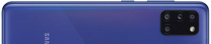 Samsung Galaxy A31 kryty na mobil