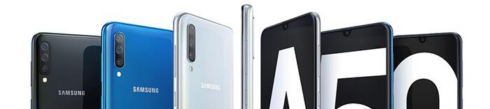 Samsung Galaxy A50 kryty na mobil