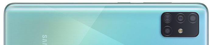 Samsung Galaxy A51 kryty na mobil