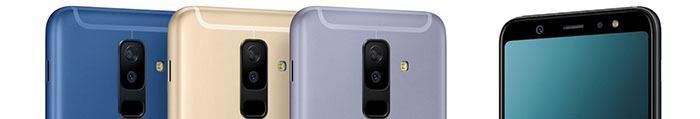 Samsung Galaxy A6 Plus kryty na mobil