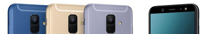 Samsung Galaxy A6 kryty na mobil