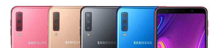 Samsung Galaxy A7 kryty na mobil