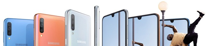 Samsung Galaxy A70 kryty na mobil