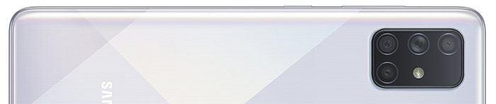 Samsung Galaxy A71 kryty na mobil