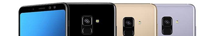 Samsung Galaxy A8 kryty na mobil