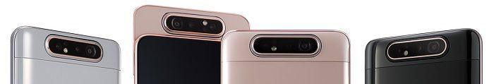 Samsung Galaxy A80 kryty na mobil