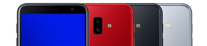 Samsung Galaxy J6+ kryty na mobil