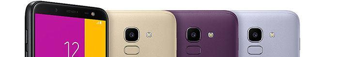 Samsung Galaxy J6 kryty na mobil