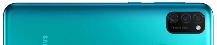 Samsung Galaxy M21 kryty na mobil