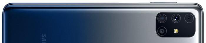 Samsung Galaxy M31s kryty na mobil