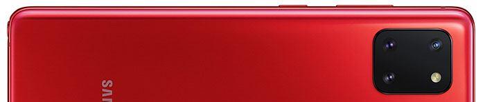 Samsung Galaxy Note 10 Lite kryty na mobil