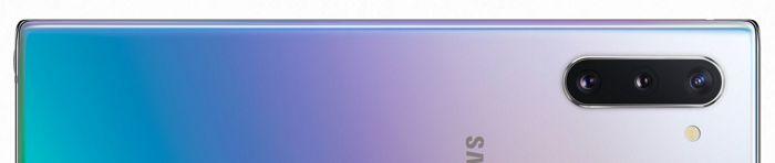 Samsung Galaxy Note 10 kryty na mobil
