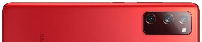Samsung Galaxy S20 FE 5G kryty na mobil