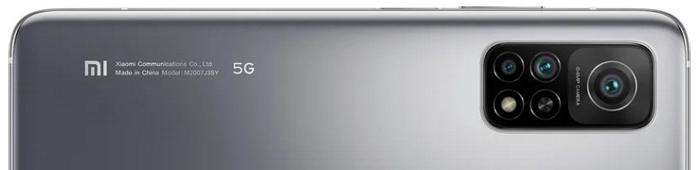 Xiaomi Mi 10T kryty na mobil