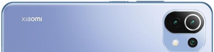 Xiaomi Mi 11 Lite kryty na mobil