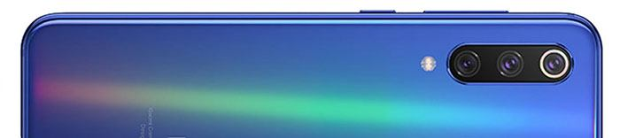 Xiaomi Mi 9 SE kryty na mobil