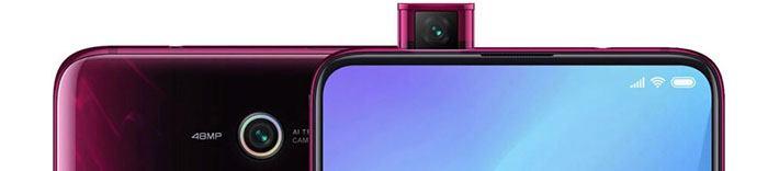 Xiaomi Mi 9T kryty na mobil