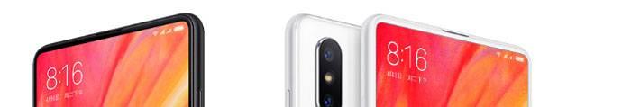 Xiaomi Mi MIX 2S kryty, pouzdra, obaly na mobil