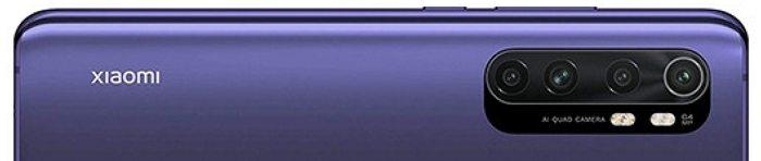 Xiaomi Mi Note 10 Lite kryty na mobil