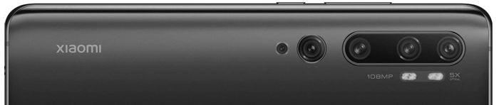 Xiaomi Mi Note 10 Pro kryty na mobil