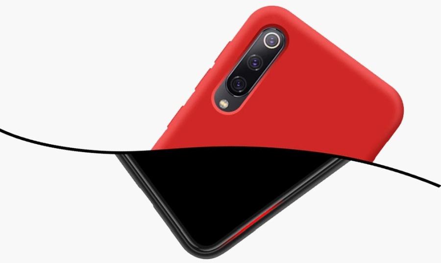 Liquid silikagelový obal na Xiaomi Redmi Note 8