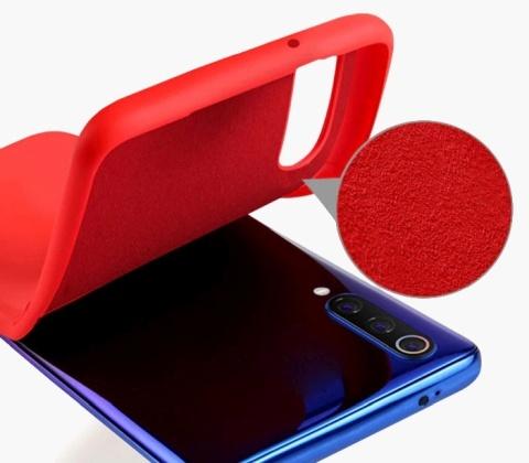 Silikonový obal na Xiaomi Redmi Note 8