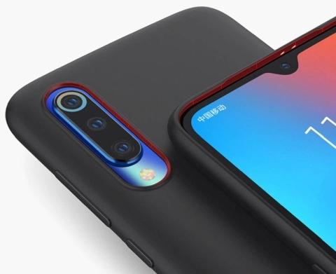 Liquid silikonový obal chrání i zadní kameru