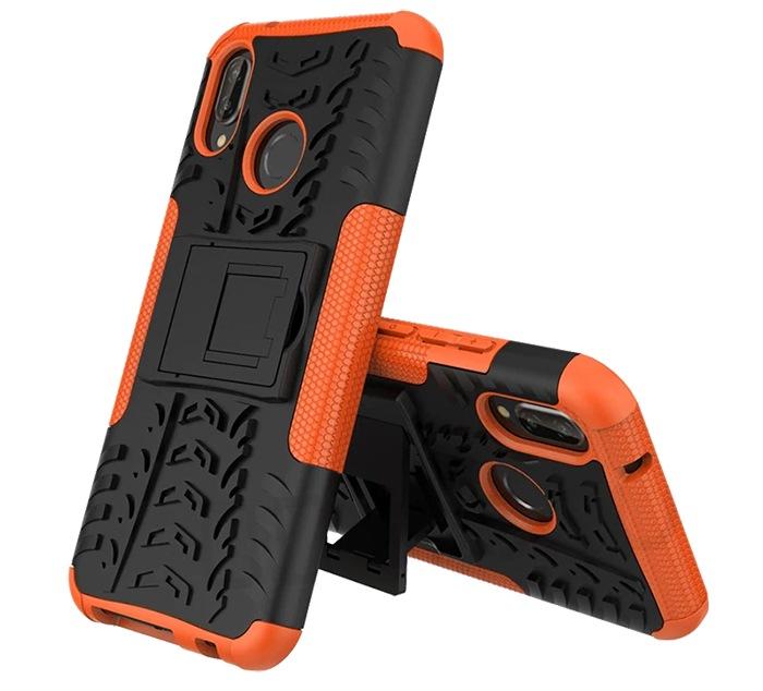 Odolný obal na mobil ARMY case 2v1