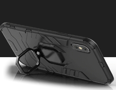 Odolný kryt na iPhone 12 disponuje stojánkem
