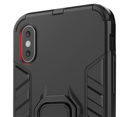 Odolný kryt na mobil s ochranou zadního fotoaparátu