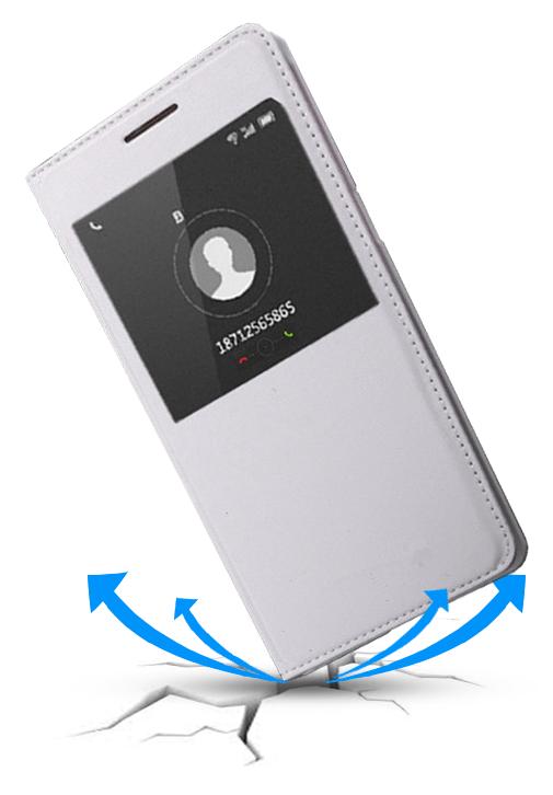 Odolný flip obal pro Samsung Galaxy J3 2017