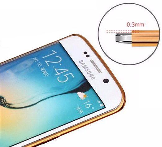 Ochranný silikonový rámeček pro Samsung Galaxy S7