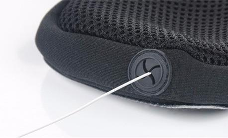 Voděodolný obal s výstupem na sluchátka