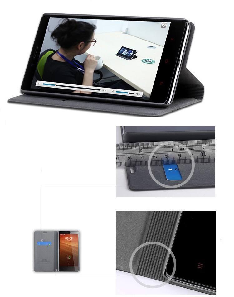 TopQ Flip pouzdro pro Lenovo A5000