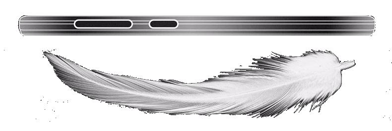 Průhledný obal pro Microsoft Lumia 640