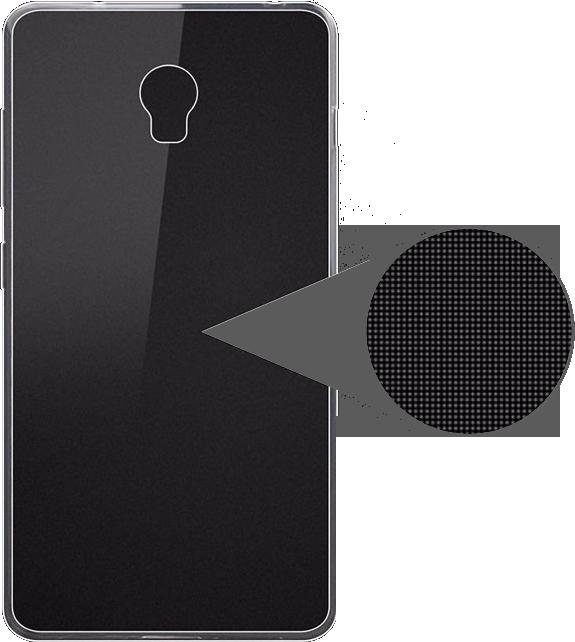 Silikonový obal Lenovo K6 Note - čirý kryt pro Lenovo K6 note 58937def2c0