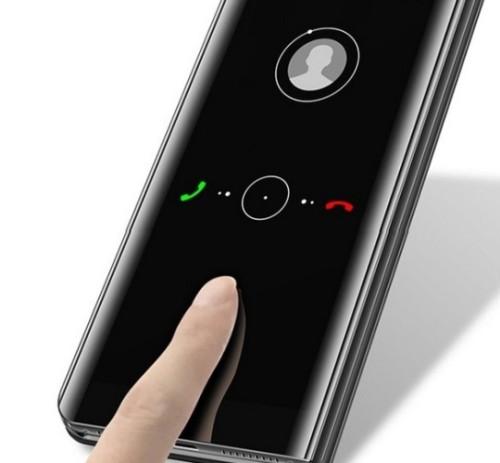 Zrcadlové pouzdro na Samsung Galaxy A7 2018